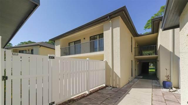 6110 Country Club Way #104, Sarasota, FL 34243 (MLS #A4515555) :: MavRealty
