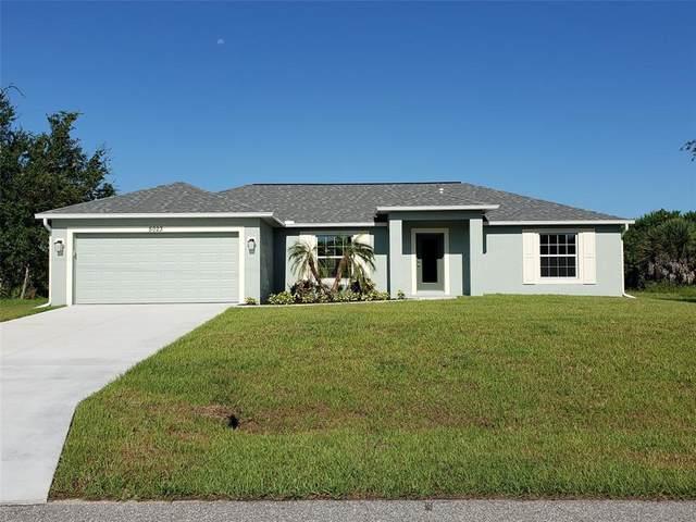 12172 Clarendon Avenue, Port Charlotte, FL 33981 (MLS #A4515608) :: EXIT King Realty