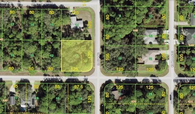17174 Nixon Avenue, Port Charlotte, FL 33948 (MLS #A4515632) :: The Truluck TEAM