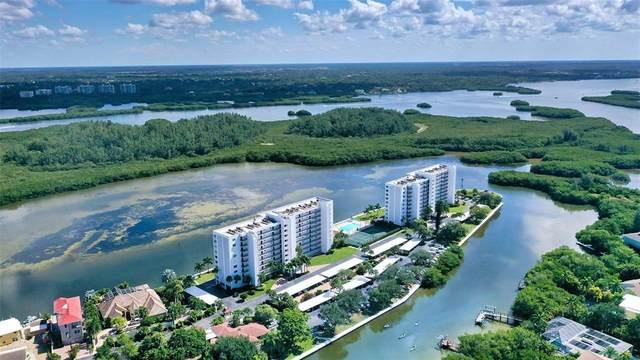 9393 Midnight Pass Road #403, Sarasota, FL 34242 (MLS #A4515642) :: SunCoast Home Experts