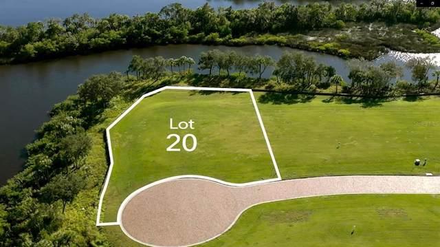 11613 Bayou Cove Lot 20, Parrish, FL 34219 (MLS #A4515736) :: SunCoast Home Experts