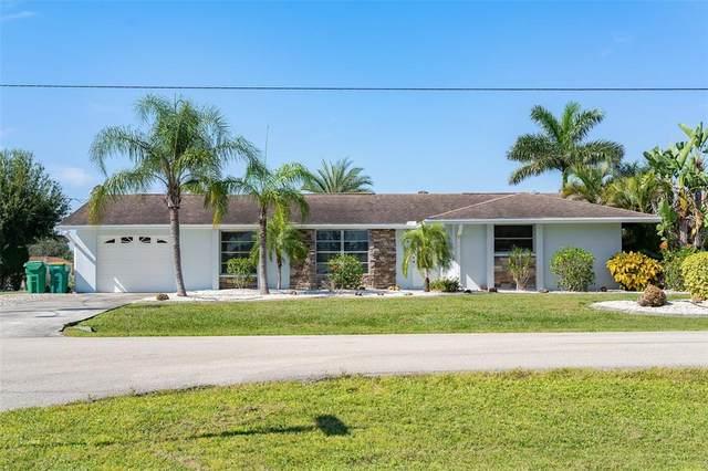 810 Ellicott Circle NW, Port Charlotte, FL 33952 (MLS #A4515757) :: Keller Williams Realty Peace River Partners