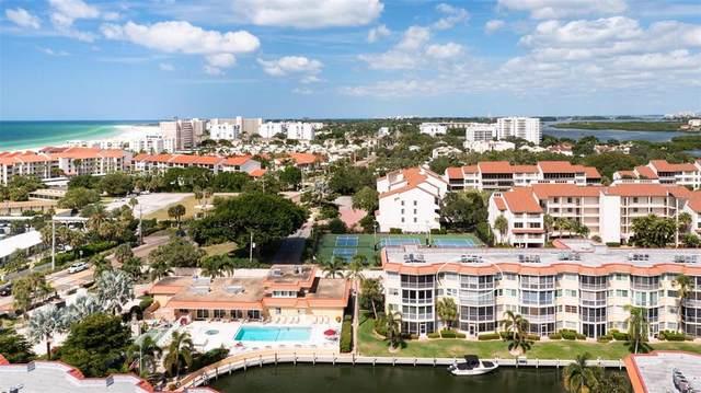 1250 N Portofino Drive #407, Sarasota, FL 34242 (MLS #A4515770) :: SunCoast Home Experts