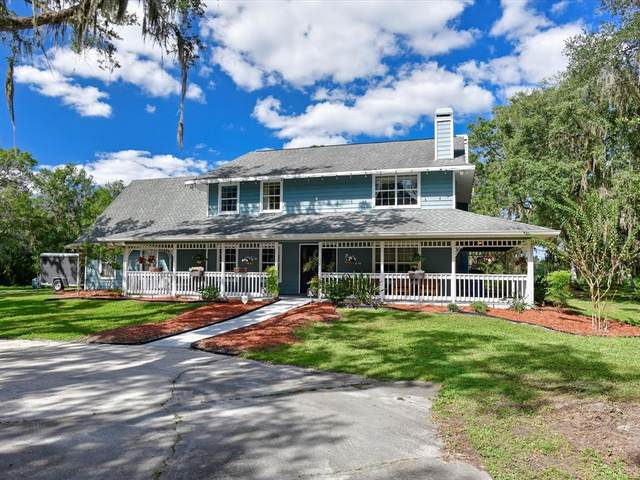 13353 N Branch Road, Sarasota, FL 34240 (MLS #A4515773) :: Stiver Firth International
