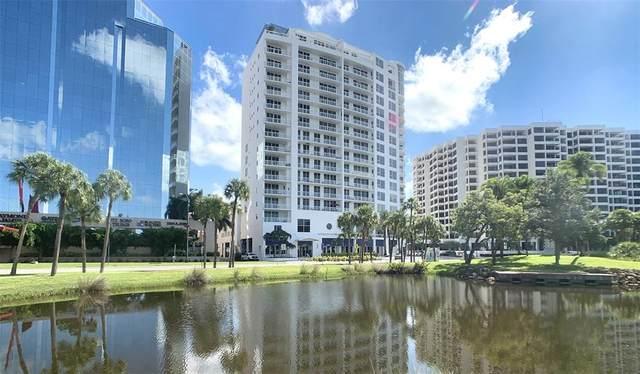 1233 N Gulfstream Avenue #601, Sarasota, FL 34236 (MLS #A4515787) :: The Kardosh Team