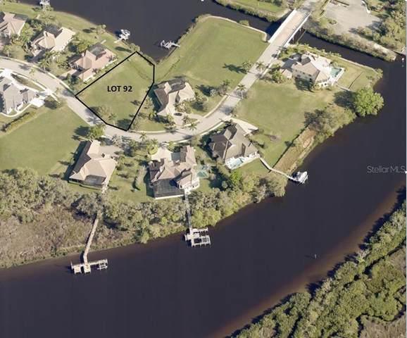 11802 Rive Isle Run Lot 92, Parrish, FL 34219 (MLS #A4515794) :: SunCoast Home Experts