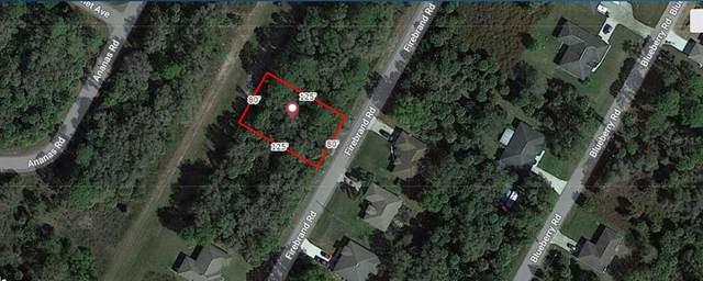 Firebrand Road, North Port, FL 34288 (MLS #A4515807) :: Stellar Home Sales