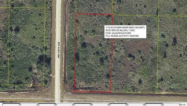 17593 NW 298TH Street, Okeechobee, FL 34972 (MLS #A4515816) :: Everlane Realty