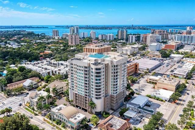 1771 Ringling Boulevard #1210, Sarasota, FL 34236 (MLS #A4515843) :: Medway Realty