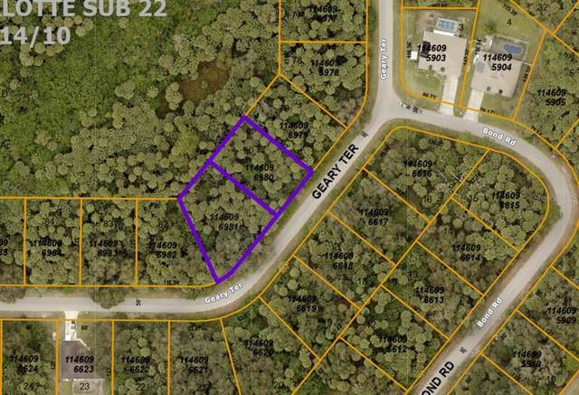 1146096980 & 1146096 Geary Terrace, North Port, FL 34288 (MLS #A4515892) :: SunCoast Home Experts