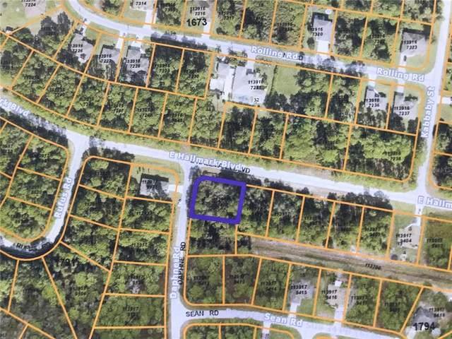 Daphne Road, North Port, FL 34288 (MLS #A4515902) :: SunCoast Home Experts