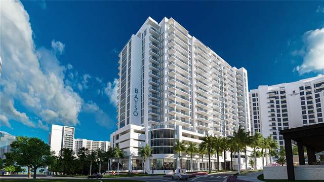 301 Quay Commons #1004, Sarasota, FL 34236 (MLS #A4515904) :: Medway Realty