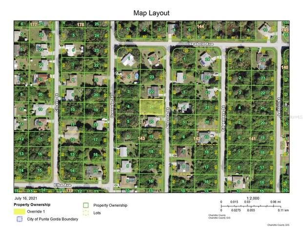 162 Altoona Street NW, Port Charlotte, FL 33948 (MLS #A4515906) :: Orlando Homes Finder Team