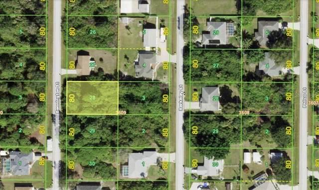 6222 Bennington Street, Englewood, FL 34224 (MLS #A4515912) :: Everlane Realty