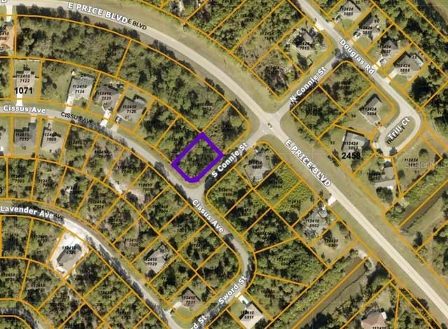 S Connie Street, North Port, FL 34288 (MLS #A4515954) :: Stellar Home Sales