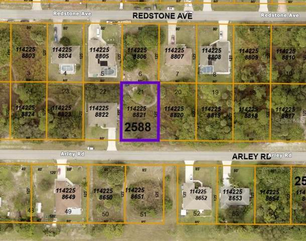 Arley Road, North Port, FL 34288 (MLS #A4515984) :: Keller Williams Suncoast