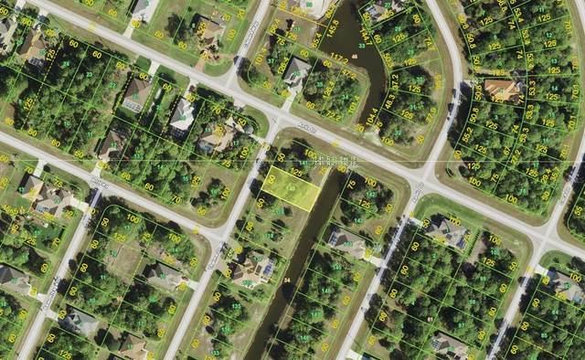 143 Thelma Drive, Rotonda West, FL 33947 (MLS #A4515992) :: Stellar Home Sales