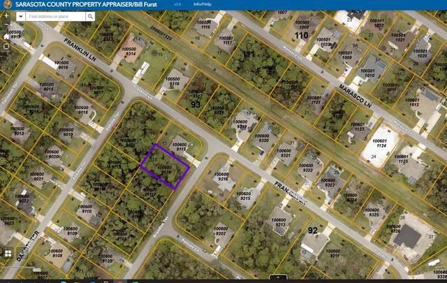 Brandon Terrace, North Port, FL 34286 (MLS #A4516040) :: Medway Realty