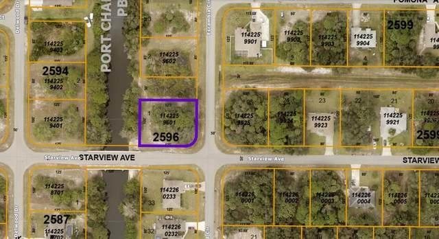 1142259601 Escambia Circle, North Port, FL 34288 (MLS #A4516099) :: Prestige Home Realty