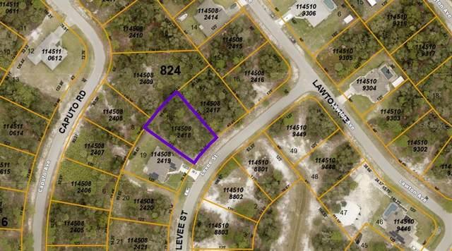 1145082418 Levee Street, North Port, FL 34288 (MLS #A4516154) :: RE/MAX Local Expert