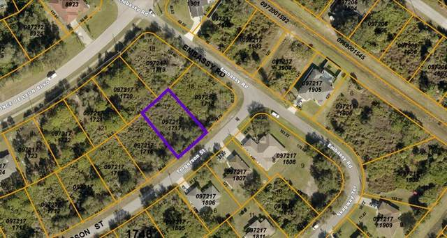 0972171717 Torgerson Street, North Port, FL 34291 (MLS #A4516159) :: Rabell Realty Group