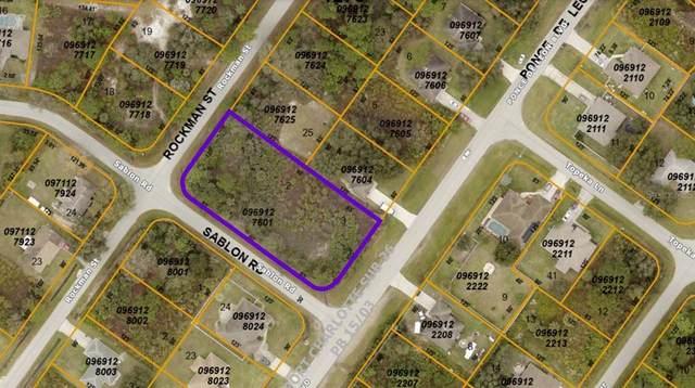 3 lots Ponce De Leon Boulevard, North Port, FL 34291 (MLS #A4516162) :: RE/MAX Elite Realty