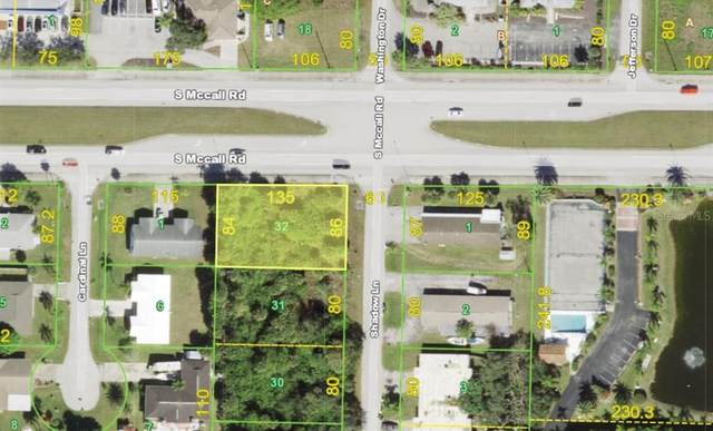 1600 Shadow Lane, Englewood, FL 34224 (MLS #A4516206) :: The Deal Estate Team   Bright Realty