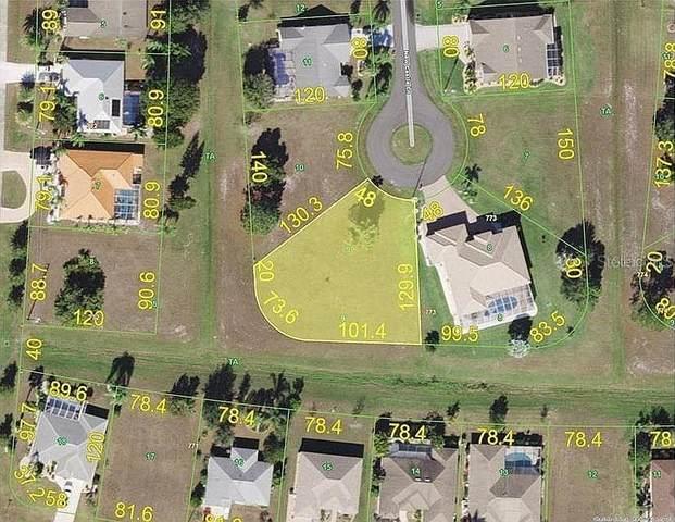 2117 Newcastle Lane, Punta Gorda, FL 33983 (MLS #A4516243) :: The Deal Estate Team | Bright Realty