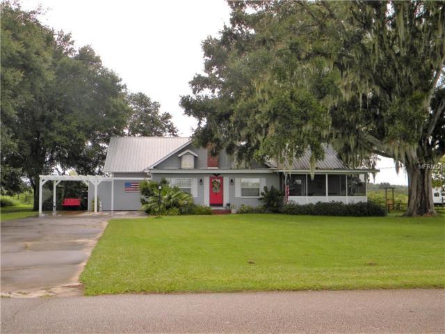 560 Lanier Road, Fort Meade, FL 33841 (MLS #B4900086) :: Dalton Wade Real Estate Group