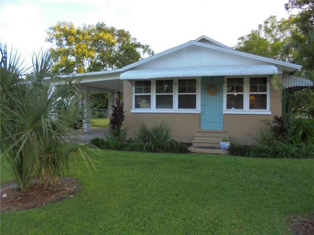 1185 W Mcleod Street, Bartow, FL 33830 (MLS #B4900102) :: Gate Arty & the Group - Keller Williams Realty