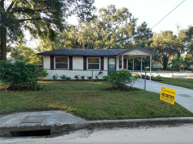 705 W Vine Street, Bartow, FL 33830 (MLS #B4900131) :: Gate Arty & the Group - Keller Williams Realty