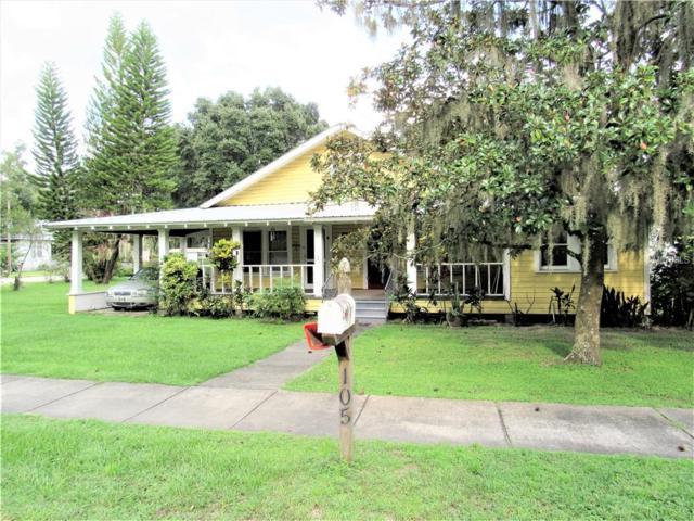 105 S Lanier Avenue, Fort Meade, FL 33841 (MLS #B4900138) :: Dalton Wade Real Estate Group