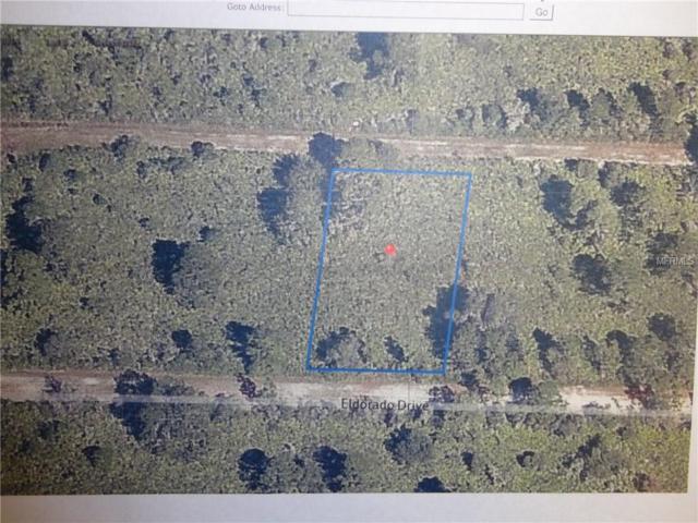 308 El Dorado Drive, Indian Lake Estates, FL 33855 (MLS #B4900141) :: Mark and Joni Coulter | Better Homes and Gardens