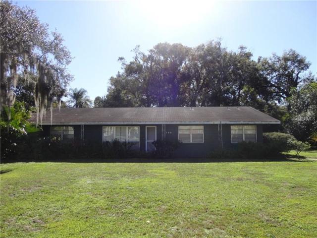 720 S Jackson Avenue, Bartow, FL 33830 (MLS #B4900183) :: Florida Real Estate Sellers at Keller Williams Realty