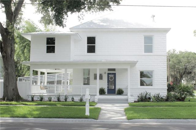 505 E Parker Street, Bartow, FL 33830 (MLS #B4900232) :: Florida Real Estate Sellers at Keller Williams Realty