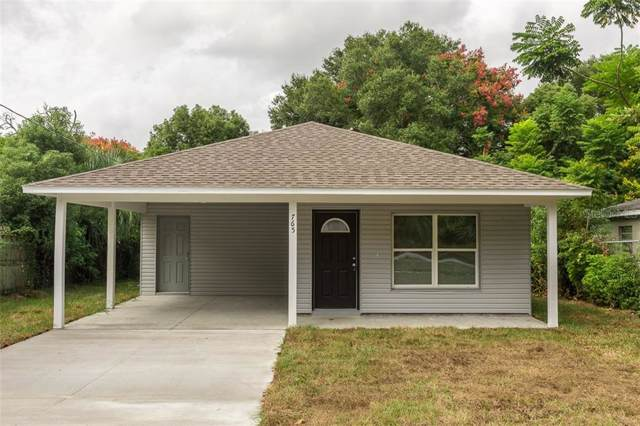 765 S Dudley Avenue, Bartow, FL 33830 (MLS #B4900351) :: Gate Arty & the Group - Keller Williams Realty Smart
