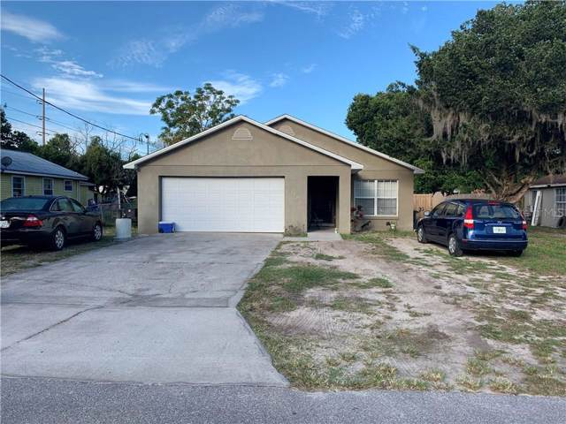 616 Oak Street, Auburndale, FL 33823 (MLS #B4900358) :: Florida Real Estate Sellers at Keller Williams Realty