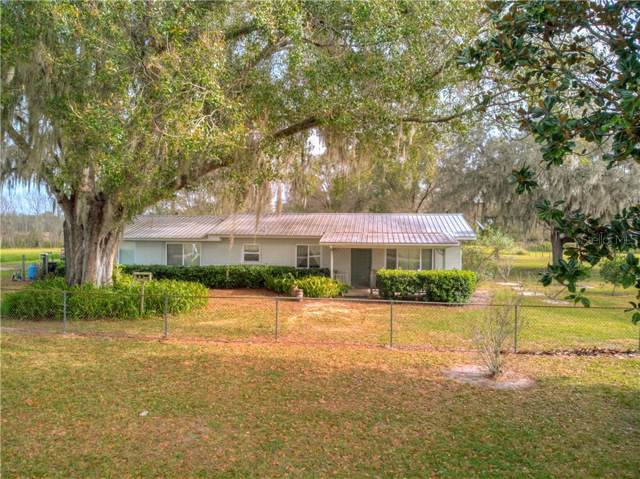 4322 Fussell Road, Polk City, FL 33868 (MLS #B4900407) :: The Duncan Duo Team