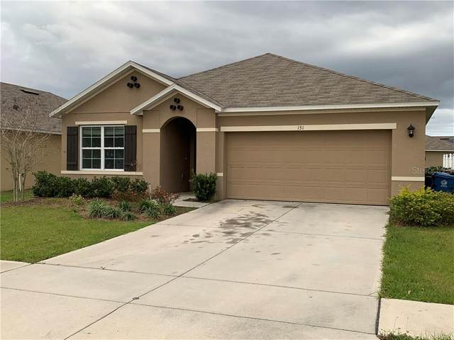 151 Tracy Circle, Haines City, FL 33844 (MLS #B4900442) :: Dalton Wade Real Estate Group