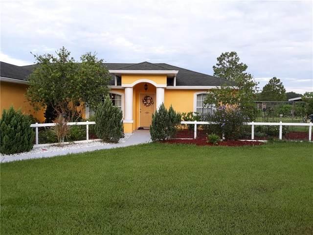 7248 Evergreen Loop, Polk City, FL 33868 (MLS #B4900558) :: Premium Properties Real Estate Services