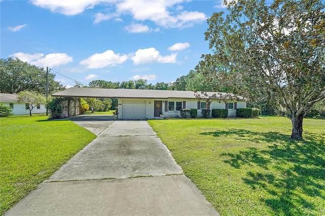 5439 Magnolia Ridge Road, Fruitland Park, FL 34731 (MLS #B4900600) :: Griffin Group