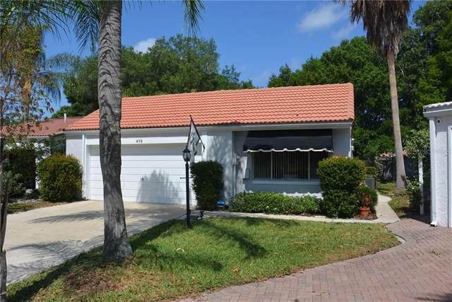 475 Las Cruces, Winter Haven, FL 33884 (MLS #B4900721) :: Florida Real Estate Sellers at Keller Williams Realty