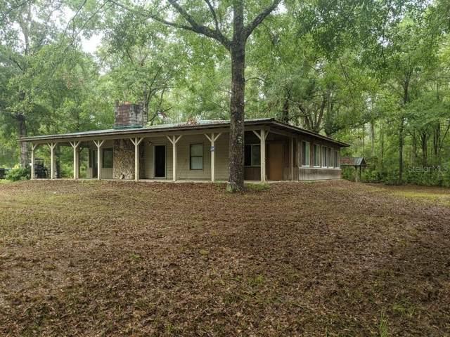 17781 Aucilla River Estates Road, Perry, FL 32348 (MLS #B4900779) :: Zarghami Group