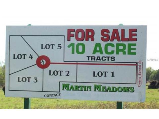 3100 Martin Lane, Arcadia, FL 34266 (MLS #C7207679) :: Griffin Group