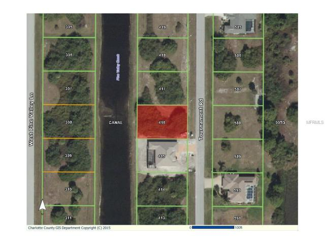 161 Tournament Road, Rotonda West, FL 33947 (MLS #C7210635) :: Heckler Realty