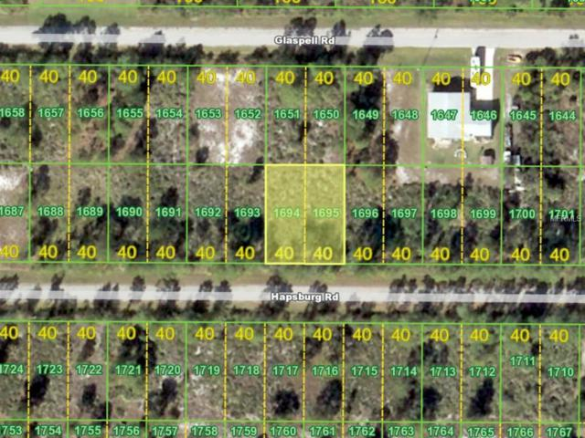 26366 Hapsburg Road, Punta Gorda, FL 33955 (MLS #C7215360) :: Premium Properties Real Estate Services