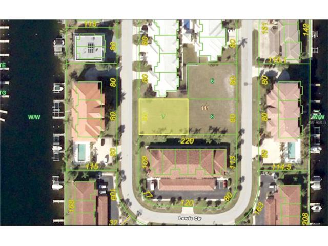 267 Lewis Circle, Punta Gorda, FL 33950 (MLS #C7218580) :: Medway Realty