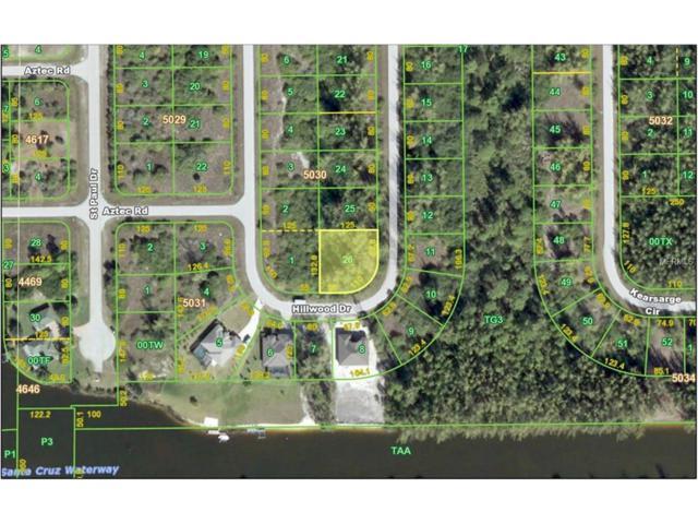 10647 Hillwood Drive, Port Charlotte, FL 33981 (MLS #C7220793) :: The BRC Group, LLC