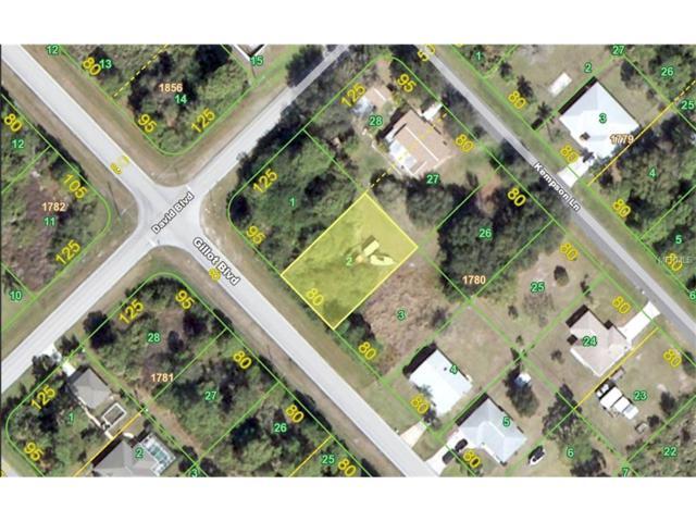 5248 Gillot Boulevard, Port Charlotte, FL 33981 (MLS #C7221784) :: Medway Realty