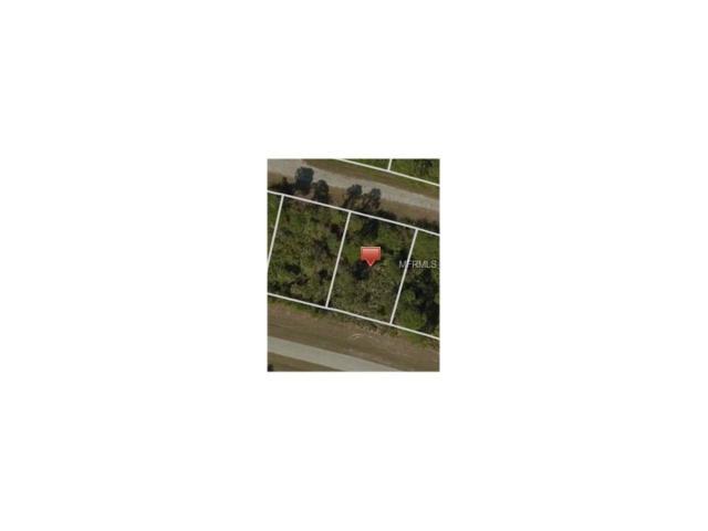 Ragland Terrace, North Port, FL 34288 (MLS #C7223622) :: The Duncan Duo Team